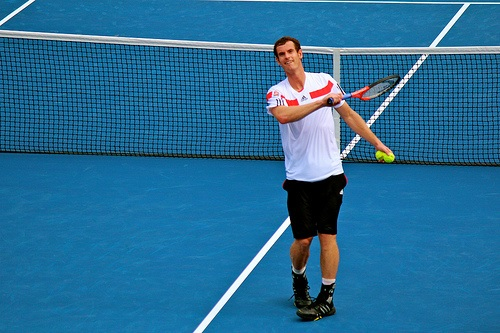 Can Andy Murray win the US Open? Only time will tell.