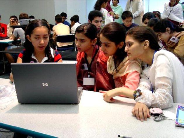 Student exchange kids