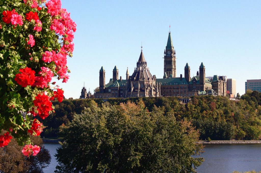 There are more Things to do on a visit to Ottawa than just Parliament Hill, but it is the star attraction