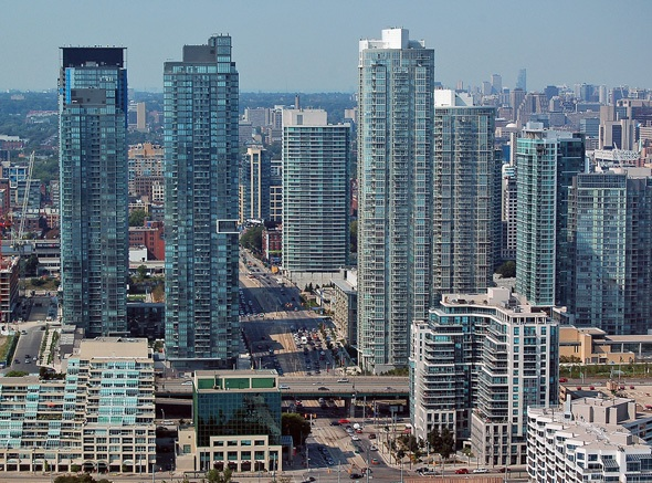 A Rapidly Shifting Real Estate Market in Toronto is changing the landscape for buyers there